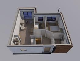 Flat B Floorplan
